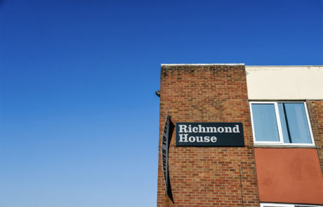 shared office space at Richmond House Avonmouth